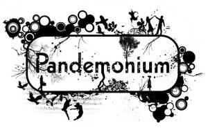 Pandemonium BW