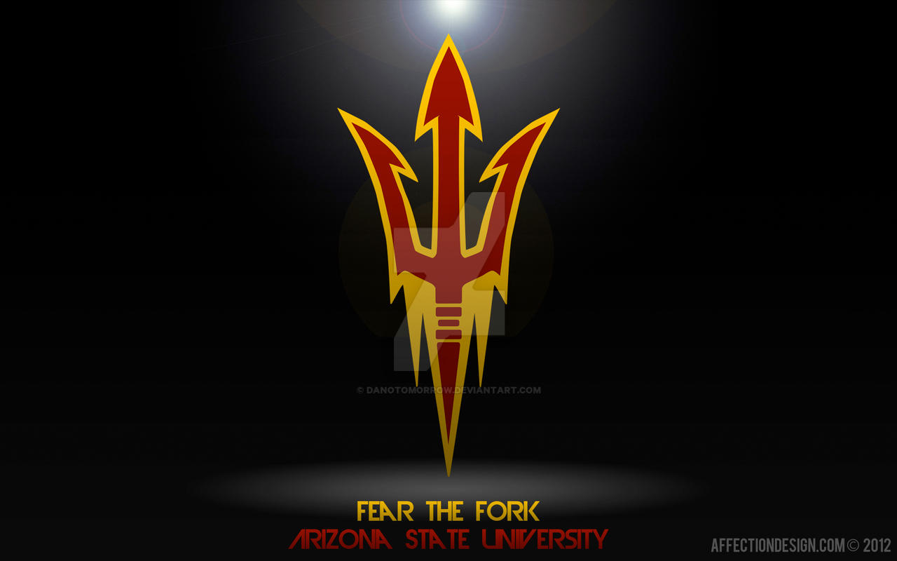 ASU Fear The Fork by DaNoTomorrow
