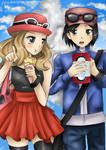 X and Y Serena and Calem