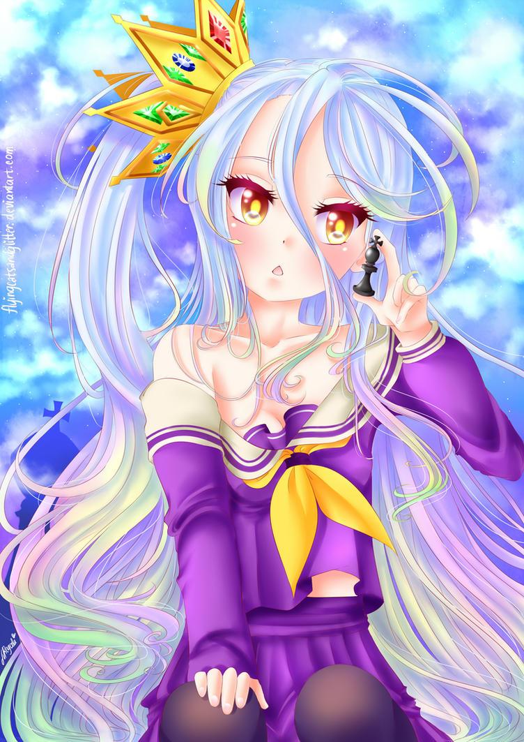 Queen Shiro by FlyingCatsandGlitter