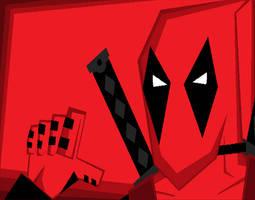 Deadpool by Pvt-Arturo