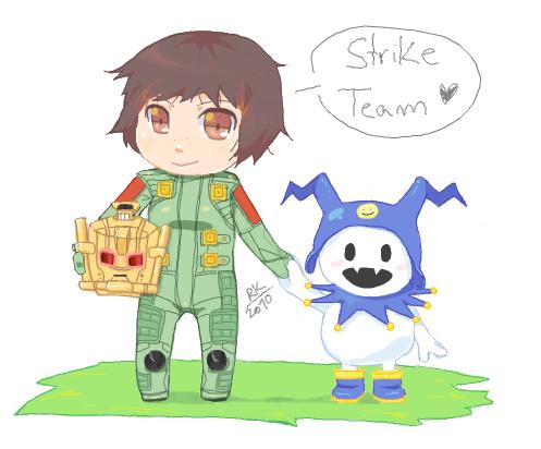 Strike Team by Kitsko
