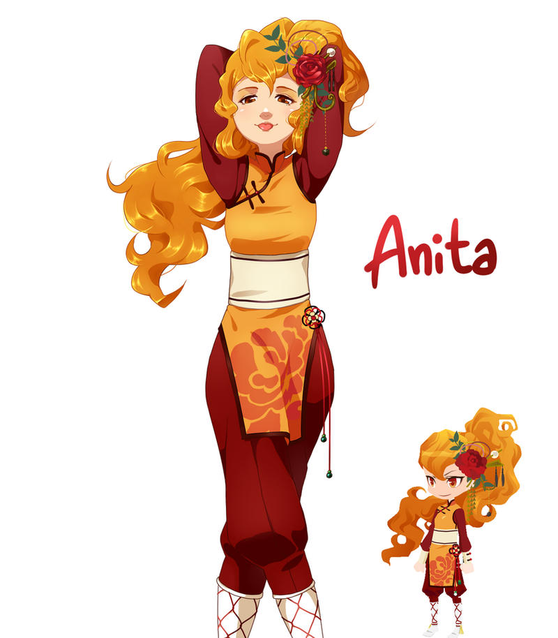 Anita by Kitsko