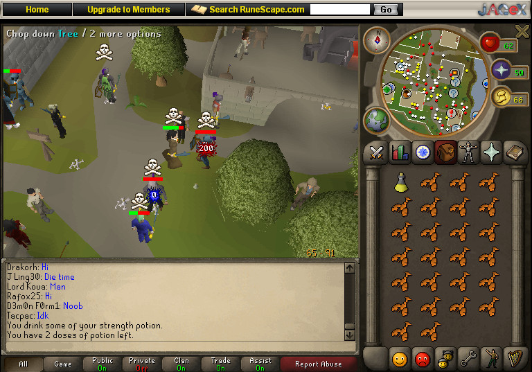 Runescape cheats there are 3 basic ways to cheat in runescape: hacks, bots and exploits