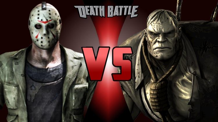 Death Battle: Jason Voorhees vs Solomon Grundy by undeadpriest94 on ...