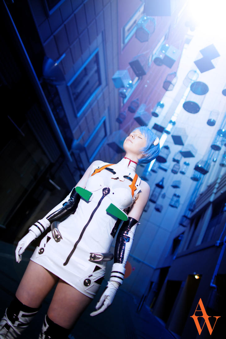 Rei Ayanami: Evangelion III (Shunya Yamashita ver) by AndyWana