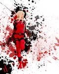 Lady Deadpool IV by Black Cat