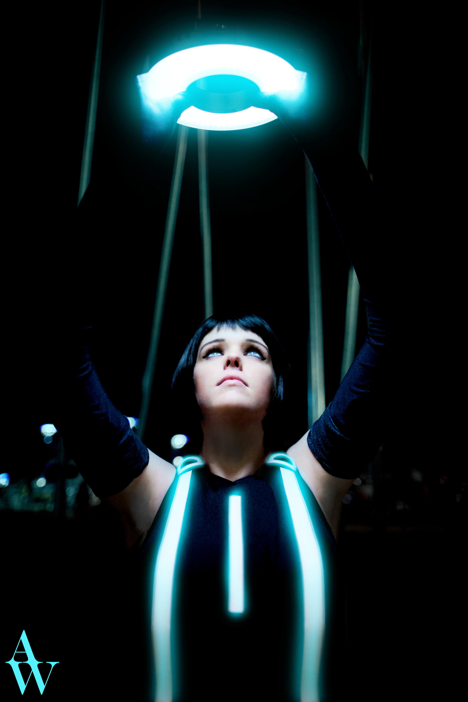 Quorra (TRON Legacy) by AndyWana