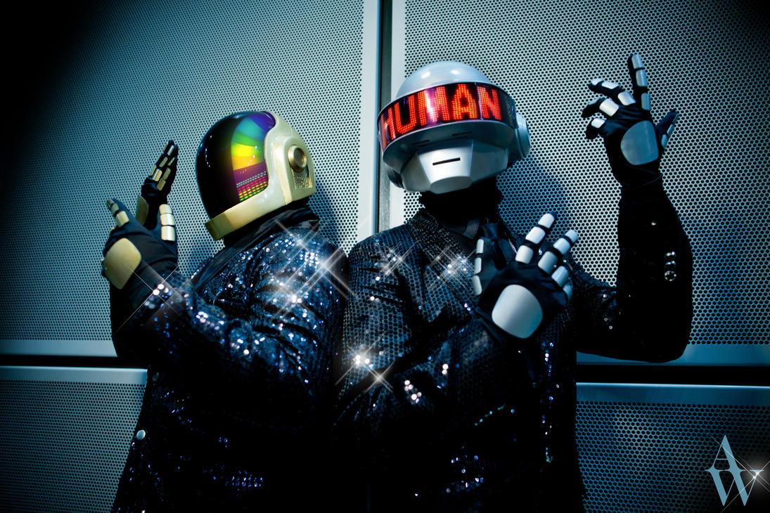 Daft Punk by AndyWana on DeviantArt