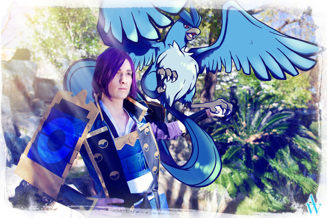 Mitsuhide (Pokemon Conquest) by AndyWana