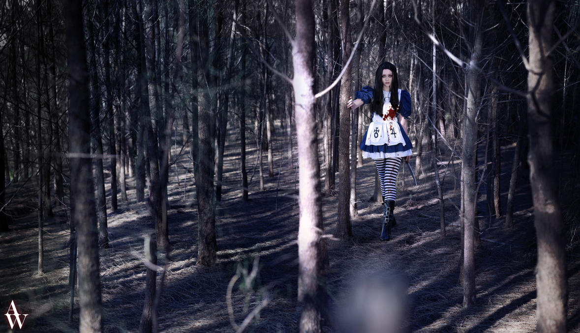 Wonderland - Alice: Madness Returns by AndyWana