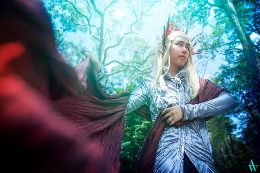 Thranduil (The Elvenking - The Hobbit)