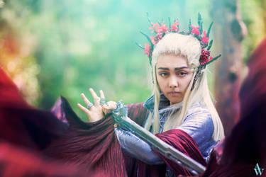 Thranduil (The Elvenking - The Hobbit) II