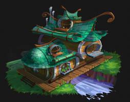 BarrelHouse by coMceptArt971