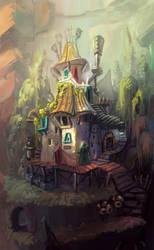 Dwelling by coMceptArt971