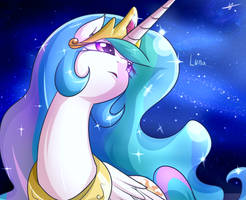 Lullaby for a Princess by kyodashiro