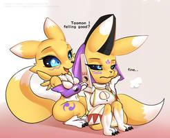 rena and taomon