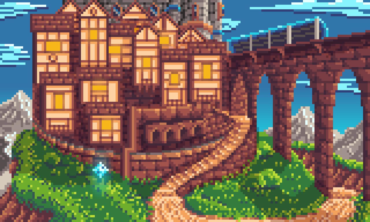 World of Final Fantasy - Cornelia