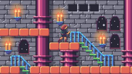 Pixel Daily: Castlevania