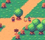 Pixel Daily: Pokemon Yellow PixelRemaster
