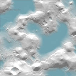 Water / Terrain Simulation with erosion