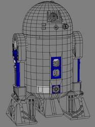 Astromech Droid by RC-1290