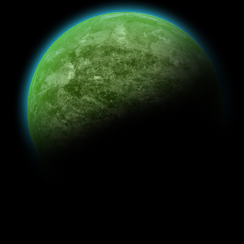 Green Planet 5 by RC-1290