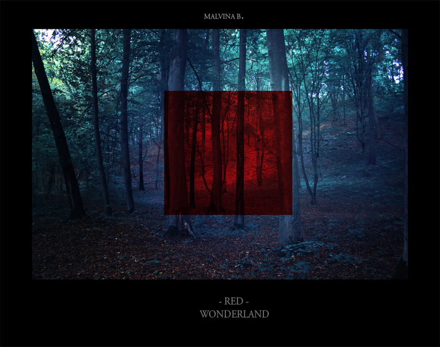 Red wonderland V by paganus