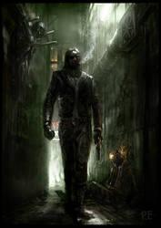 Vampire Hunter by PE-Travers