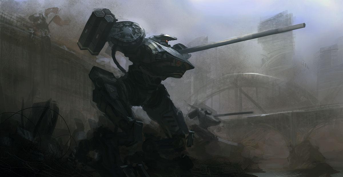 Siege by PE-Travers