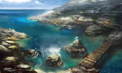 Sea Side by PE-Travers