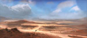 Far-west by PE-Travers
