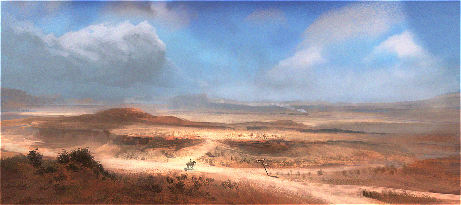 Far-west by PE-Travers