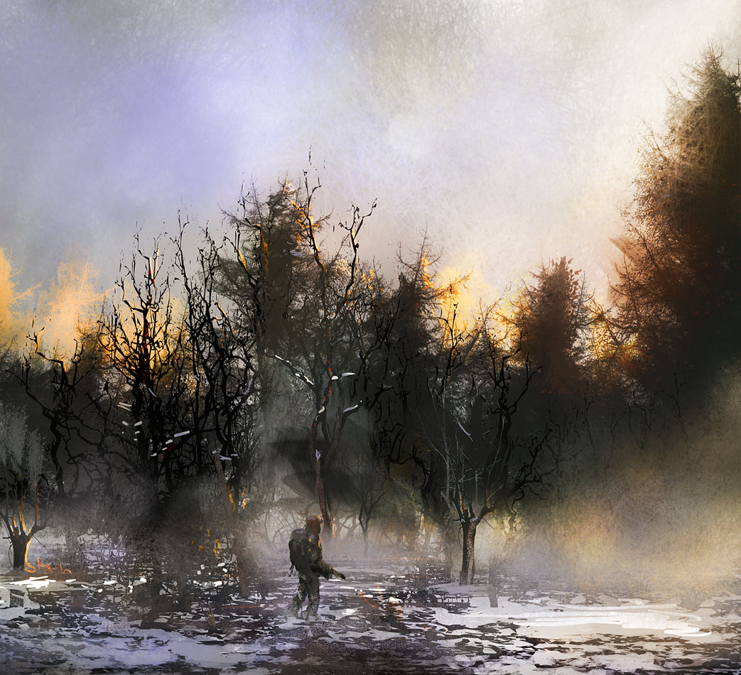 Hiver by PE-Travers
