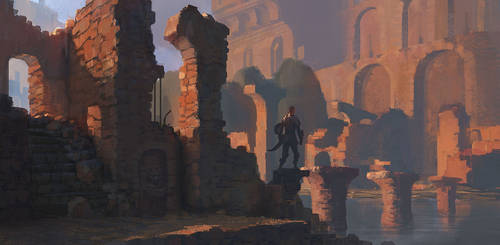 Red Ruins