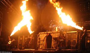 Rammstein at Metaltown - 1 by swedengoth