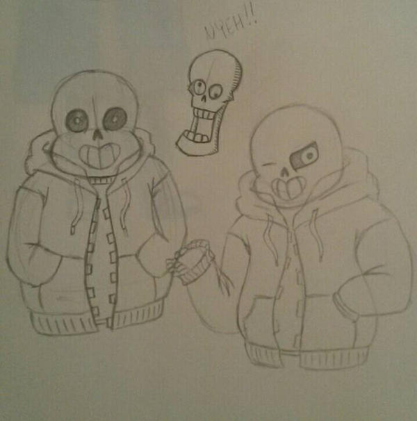 Sans is just the best by EOM01