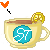 Tea Cup by ThisTeaIsTooSweet