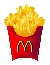 Mickey D's French Fries by ThisTeaIsTooSweet