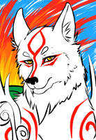 Amaterasu by ThisTeaIsTooSweet