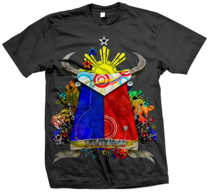 The Gallery For Philippines T Shirt Design