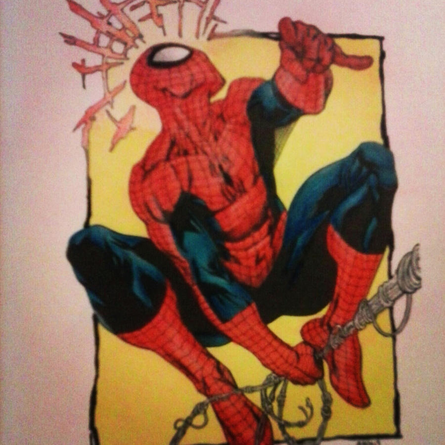 The amazing spider man by lego hadouken on deviantart - Lego the amazing spider man 3 ...