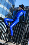 Finding good poses when you're in latex is easy!