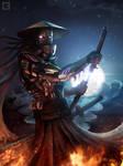 Mech Samurai