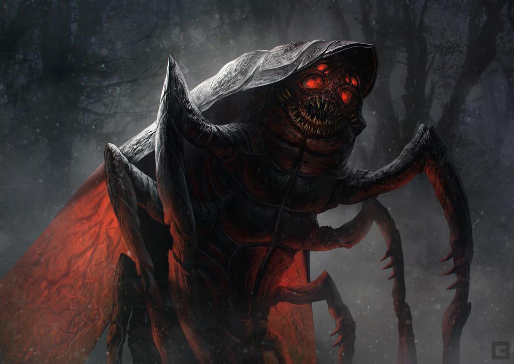 Creeproach by BillCreative