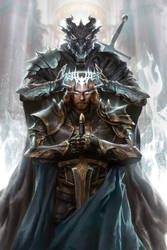A Mark of Kings: The Shattered Reigns #1
