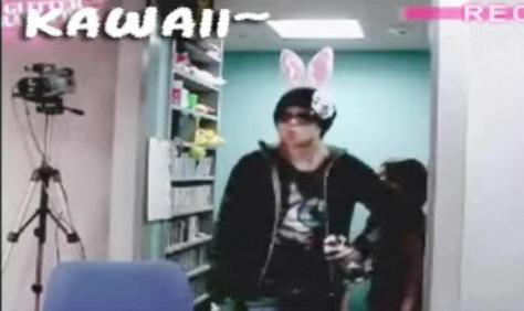 bunny eared maya by moco-mocochang