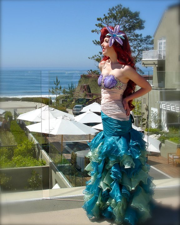 Ariel Cosplay 3 by swanny1