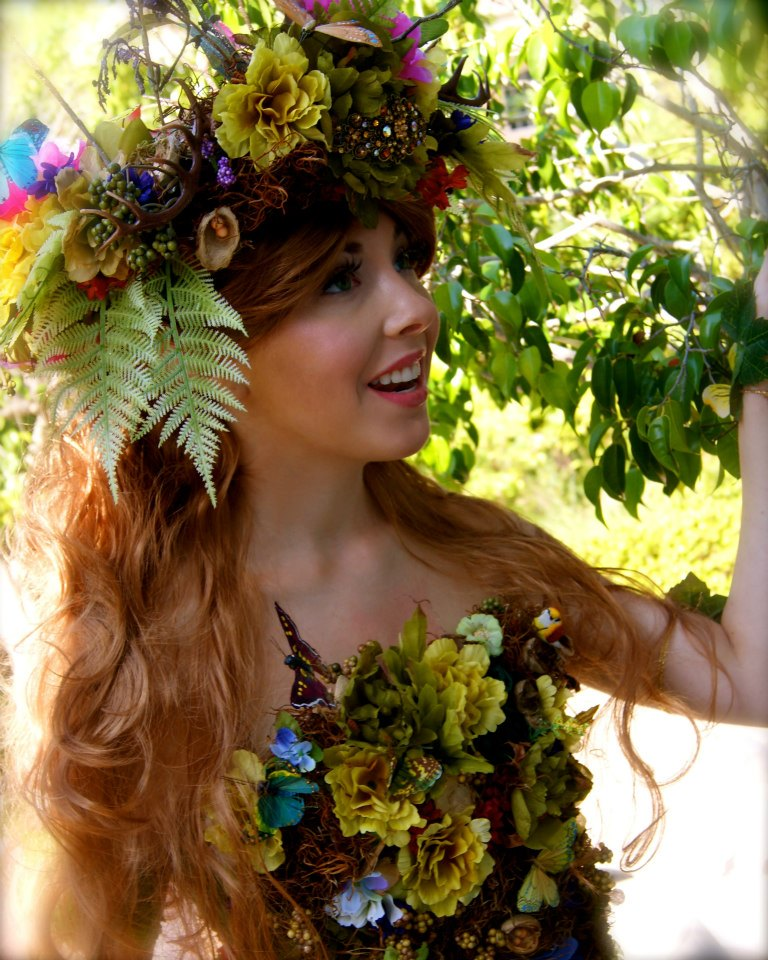 Woodland Fairy Cosplay Woodland FairyWoodland Fairy Cosplay