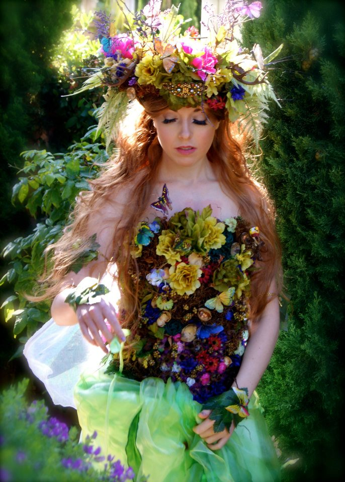 Woodland Fairy Wedding by swanny1 on DeviantArt